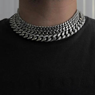 FEAR OF GOD - Luke vicious CUBAN NECKLACE (LIMITED)