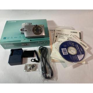 キヤノン(Canon)のCanon IXY DIGITAL 700 デジタルカメラ サテンベージュ(コンパクトデジタルカメラ)