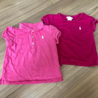 Ralph Lauren - ラルフローレン ポロシャツ、Tシャツ80