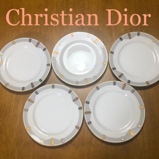 クリスチャンディオール(Christian Dior)のChristian Dior  皿 5枚セット(食器)
