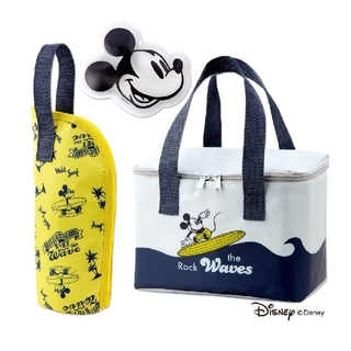 Disney - 【未開封発送】SPRiNG 8月号♡ミッキーマウス♡夏の保冷3点セット