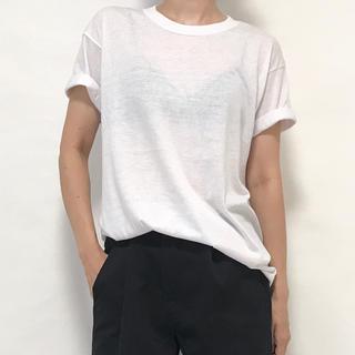 ヘインズ(Hanes)のデッドストック! 80's SCREEN STARS T USA製 M ホワイト(Tシャツ(半袖/袖なし))