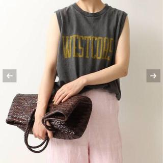 プラージュ(Plage)のplage 【MIXTA/ミクスタ】SP PRINT NQ/SL プルオーバー(Tシャツ/カットソー(半袖/袖なし))