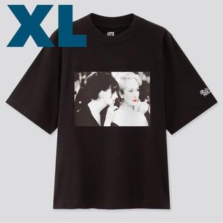 ユニクロ(UNIQLO)のXL UNIQLO x プラダを着た悪魔 Tシャツ(Tシャツ(半袖/袖なし))