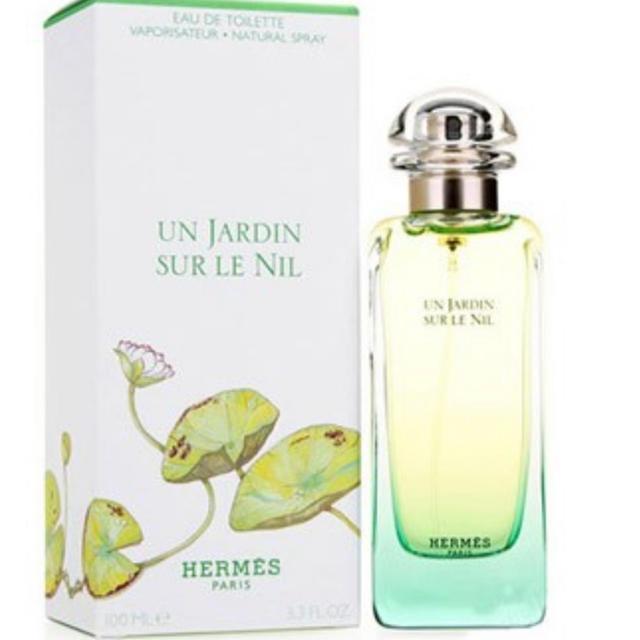 Hermes(エルメス)のHERMES エルメス オードトワレ  ナイルの庭 新品 ビニール未開封 コスメ/美容の香水(ユニセックス)の商品写真