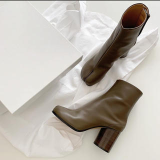 Maison Martin Margiela - Maison Margiela マルジェラ 足袋ブーツ 35