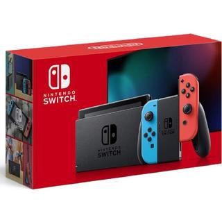 Nintendo Switch - ニンテンドースイッチ 本体 新型ネオン
