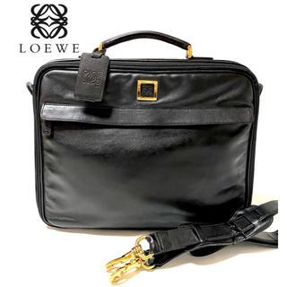 ロエベ(LOEWE)のLOEWE ロエベ ビジネスバッグ PCケース 2WAY(ビジネスバッグ)