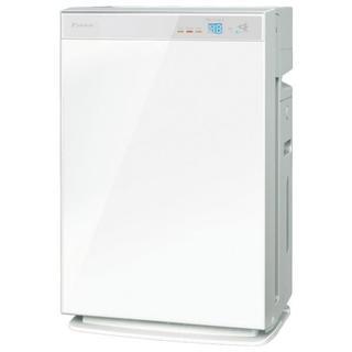 ダイキン(DAIKIN)の[新品・未開封] ダイキン 加湿空気清浄機  ホワイト MCK70WE7-W(空気清浄器)