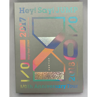 ヘイセイジャンプ(Hey! Say! JUMP)のHey!Say!JUMP I/Oth Anniversary Tour 初回盤2(ミュージック)