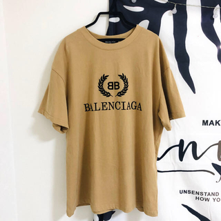 バレンシアガ(Balenciaga)の「売り切れ」BALENCIAGA Tシャツ (Tシャツ(半袖/袖なし))