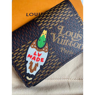 LOUIS VUITTON - LOUIS VUITTON x NIGO ® オーガナイザー・ドゥ ポッシュ