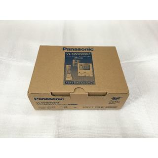 パナソニック(Panasonic)のパナソニック ワイヤレスモニター付テレビドアホン VL-SWD505KF(防犯カメラ)