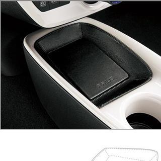 トヨタ(トヨタ)の50プリウス センターコンソールトレイ トヨタ純正(車内アクセサリ)
