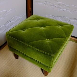 カリモクカグ(カリモク家具)のカリモク家具 karimoku カリモク60 オットマン スツール(オットマン)