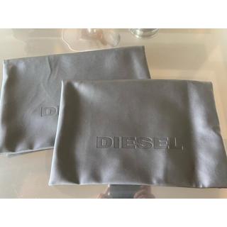 ディーゼル(DIESEL)のDIESEL 袋 2枚組(ショップ袋)