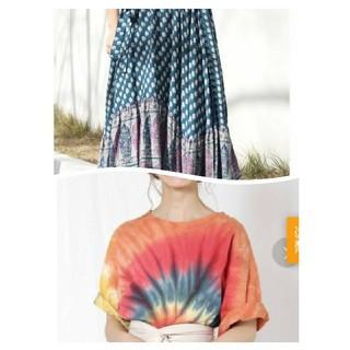 アングリッド(Ungrid)のアングリッド スカート&Tシャツ(ロングスカート)