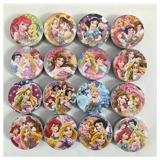 Disney - Disneyプリンセス*マステ  16個セット