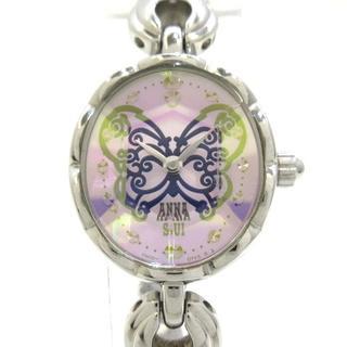 アナスイ(ANNA SUI)のアナスイ 腕時計 - 1N00-0RG0 レディース(腕時計)