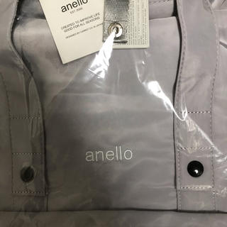 アネロ(anello)のLEPSIM✖️anello アネロ リュック 新品未使用(リュック/バックパック)