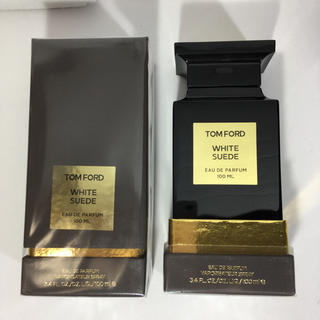 CHANEL - 開封品 トムフォード ホワイトスエード 100ml  シャネル香水 好きの方に