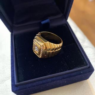 JEWELRY TSUTSUMI - ジュエリーツツミ k18 ダイヤモンドリング 0.5カラット