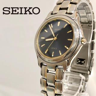 セイコー(SEIKO)のセイコー ドルチェ時計 メンズ腕時計 稼働品 (腕時計(デジタル))