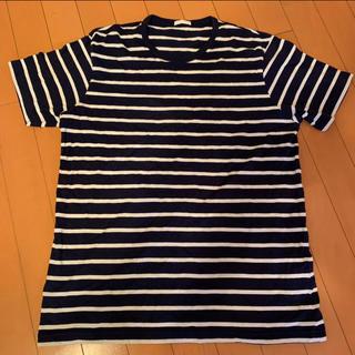 GU - GU ボーダー Tシャツ シャツ