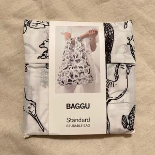 JOURNAL STANDARD - bagguバグーエコバッグ新品動物アニマル柄スタンダードstandard