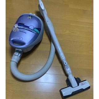 パナソニック(Panasonic)のPanasonic MC-PA12G-A 紙パック式掃除機(掃除機)