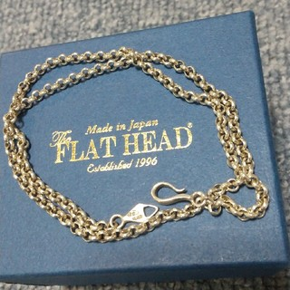 THE FLAT HEAD - 【THE FLATHEAD】45cm ネックレスチェーン