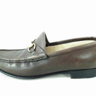 グッチ(Gucci)のグッチ ローファー 36 1/2 C レディース -(ローファー/革靴)