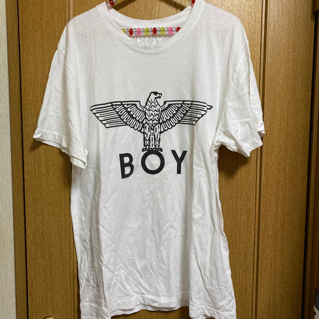Boy London(ボーイロンドン)のボーイロンドン ロゴT イーグル メンズのトップス(Tシャツ/カットソー(半袖/袖なし))の商品写真