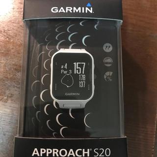ガーミン(GARMIN)のGarmin S20(その他)