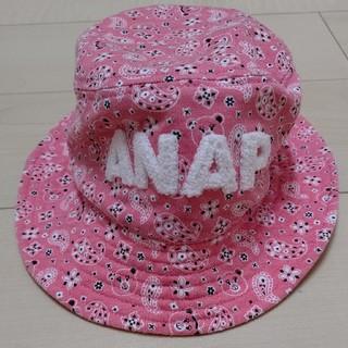 アナップキッズ(ANAP Kids)の☆ANAP帽子FREEサイズ_50~52位☆(帽子)
