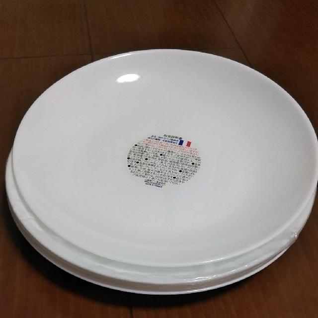 山崎製パン(ヤマザキセイパン)のヤマザキ 20㎝プレート4枚 インテリア/住まい/日用品のキッチン/食器(食器)の商品写真