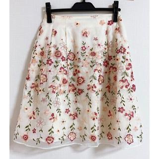 トッカ(TOCCA)の美品♡TOCCA fortuneスカート(ひざ丈スカート)