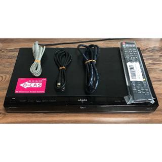 SHARP - SHARP AQUOSブルーレイレコーダー BD-S560 新品HDDに換装済み