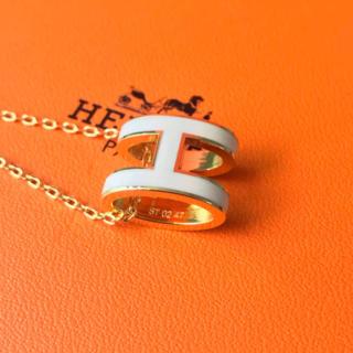 Hermes エルメス ネックレス