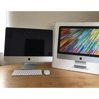 Mac (Apple) - Apple iMac 21.5インチ