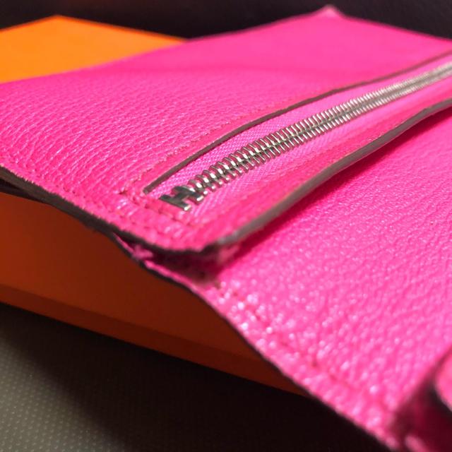 Hermes(エルメス)のmamirn様専用!エルメス♡ベアン スフレ 財布  レディースのファッション小物(財布)の商品写真