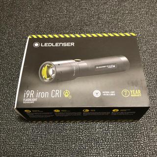 レッドレンザー(LEDLENSER)のフラッシュライト LEDLENSER i9R 新品未開封(ライト/ランタン)