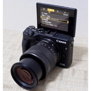 Canon - Canon EOS M3 ズームレンズセット