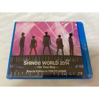 シャイニー(SHINee)のSHINee Blu-ray 2014Live(ミュージック)