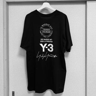 Y-3 - Yー3 スタッフTシャツ