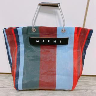 Marni - MARNI マルニ ストライプバッグ