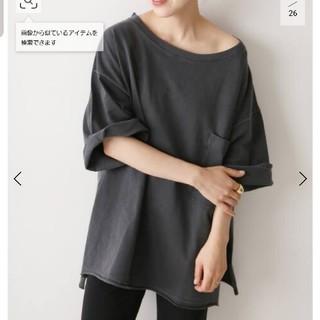 Plage - 新品! Plage  【CALUX/キャラクス】WIDE PKT Tシャツ