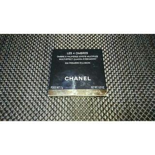 シャネル(CHANEL)の新品☆シャネル レ キャトルオンブル 302 プルミエール エクロジオン (アイシャドウ)