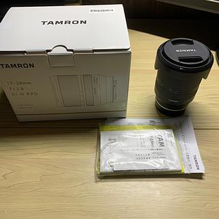 タムロン(TAMRON)の美品 TAMRON 17-28mm F/2.8 Di III RXD(レンズ(ズーム))