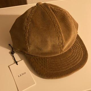 YAECA - LENO リノ UNISEX  CORDUROY BALL CAP